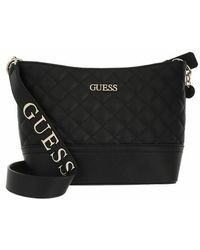 Guess Illy Bucket - Black