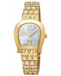 Aigner Carrara Watch - Métallisé