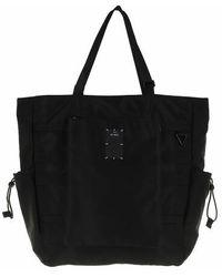 McQ Ic0 Tote Bag - Noir