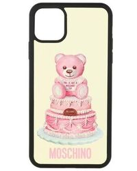 Moschino IPhone 11 Pro Max Cover - Rose
