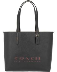 84db6721551c COACH - Crossgrain Leather 195 Tote Bag - Lyst