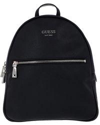 Guess Vikky Backpack Black - Schwarz