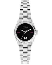 Furla Watch Eva - Metallic