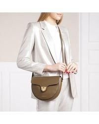 Coccinelle Beat Soft Flap Crossbody Bag - Groen