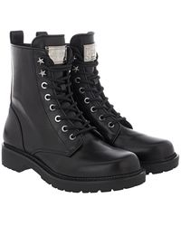Guess Talisi Bootie Leather Black