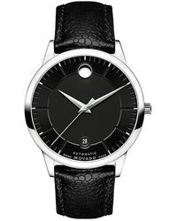 Movado 1881 AUTOMATIC Watch - Noir