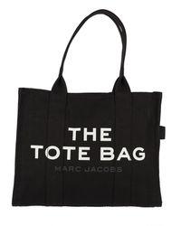 Marc Jacobs The Traveler Tote Bag Black - Noir