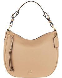 COACH Womens Bags Shoulder Bag Beige - Neutre