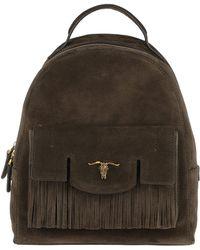Polo Ralph Lauren Montana Backpack Medium Olive - Green