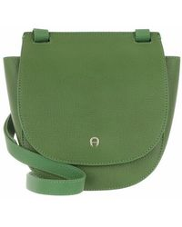 Aigner Handle Bag - Green