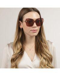 Dolce & Gabbana Metall Sonne - Metallic
