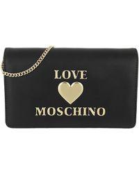 Love Moschino Crossbody Bag Nero - Noir