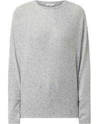 Opus - Pullover mit angeschnittenen Ärmeln Modell 'Sevi' - Lyst