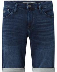 Mavi - Jeansshorts mit Stretch-Anteil Modell 'Tim' - Lyst