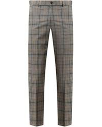 Esprit Collection Fashion Fit Anzughose mit Stretch-Anteil - Grau