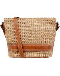 Tom Tailor Crossbody Bag mit verstellbarem Schulterriemen - Braun