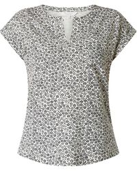 Part Two Shirt Modell 'Kedita' - 'Better Cotton Initiative' - Blau