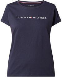 Tommy Hilfiger Schlafshirt - Blau