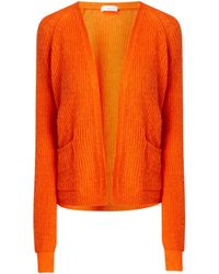 Cinque Cardigan mit Raglanärmeln Modell 'Cilys' - Orange