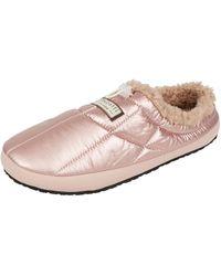 Bugatti Hausschuhe mit Teddyfutter - Pink