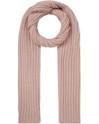 UNIO Schal mit Kaschmir-Anteil - Pink