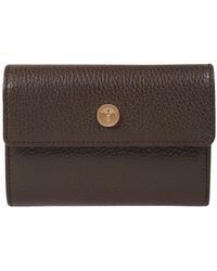 Joop! Portemonnaie aus Leder Modell 'Chiara 1.0' - Braun