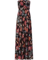 Barts Off-Shoulder-Kleid aus Baumwolle Modell 'Mermaid' - Schwarz
