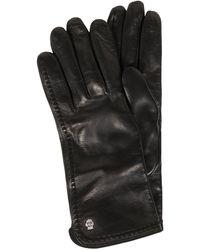 Roeckl Sports Handschuhe aus Leder - Schwarz