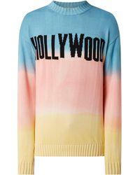 Laneus - Pullover mit Farbverlauf - Lyst
