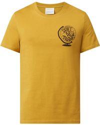 ARMEDANGELS T-Shirt aus Bio-Baumwolle Modell 'Aado' - Gelb