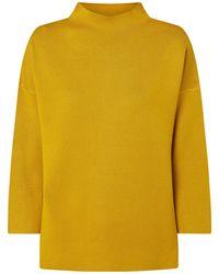 Jake*s Collection - Pullover mit Stehkragen - Lyst