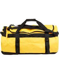 The North Face Weekender mit abnehmbaren Schulterriemen - wasserabweisend - Gelb