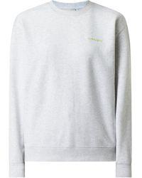Carhartt WIP - Sweatshirt aus Baumwolle - Lyst