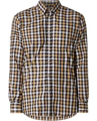 Paul & Shark - Regular Fit Freizeithemd aus Popeline - Lyst