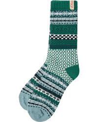 s.Oliver RED LABEL Socken mit Stretch-Anteil im 2er-Pack - Grün