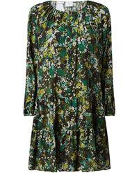 Marc O'Polo Pure Kleid aus Viskose - Grün