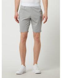 SIKSILK Shorts mit Stretch-Anteil - Grau