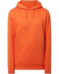 Ellesse Hoodie aus Baumwollmischung Modell 'Geralo' - Orange
