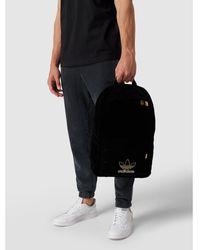 adidas Originals Rugzak Met Labelstitching - Zwart