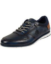 Bugatti - Schnürschuhe aus Leder Modell 'Silvan' - Lyst