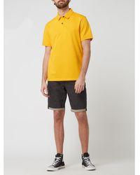 Bogner Regular Fit Poloshirt Met Stretch, Model 'timo' - Oranje
