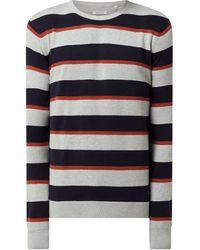 Tom Tailor - Pullover mit Streifenmuster - Lyst