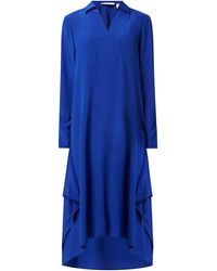 Marc O'Polo Pure Kleid aus Seide - Blau