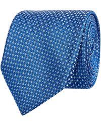 BOSS by Hugo Boss - Krawatte aus Seide (7,5 cm) - Lyst