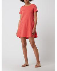 ONLY Shirtjurk Van Biologisch Katoen, Model 'may' - Oranje