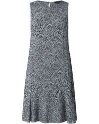 Opus - Kleid mit Animal-Print Modell 'Wenola' - Lyst