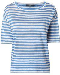 Weekend by Maxmara - Shirt aus Leinen Modell 'Rolle' - Lyst