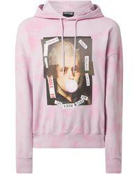 Versace Jeans Couture - Sweatshirt mit Foto-Print - Lyst