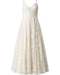 Luxuar - Brautkleid mit floralen Stickereien - Lyst