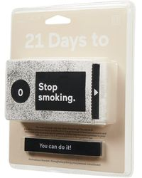 Doiy. Ticketbox und Armband '21 Days to' - Natur